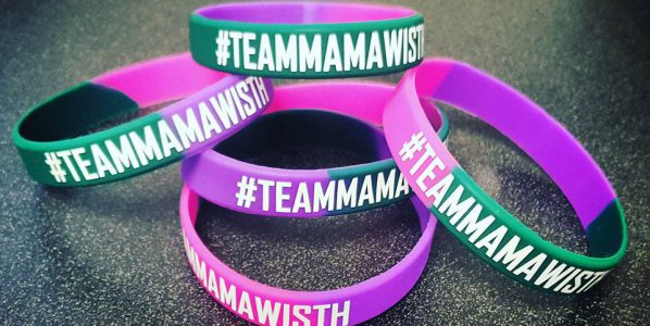 #TeamMamaWisth